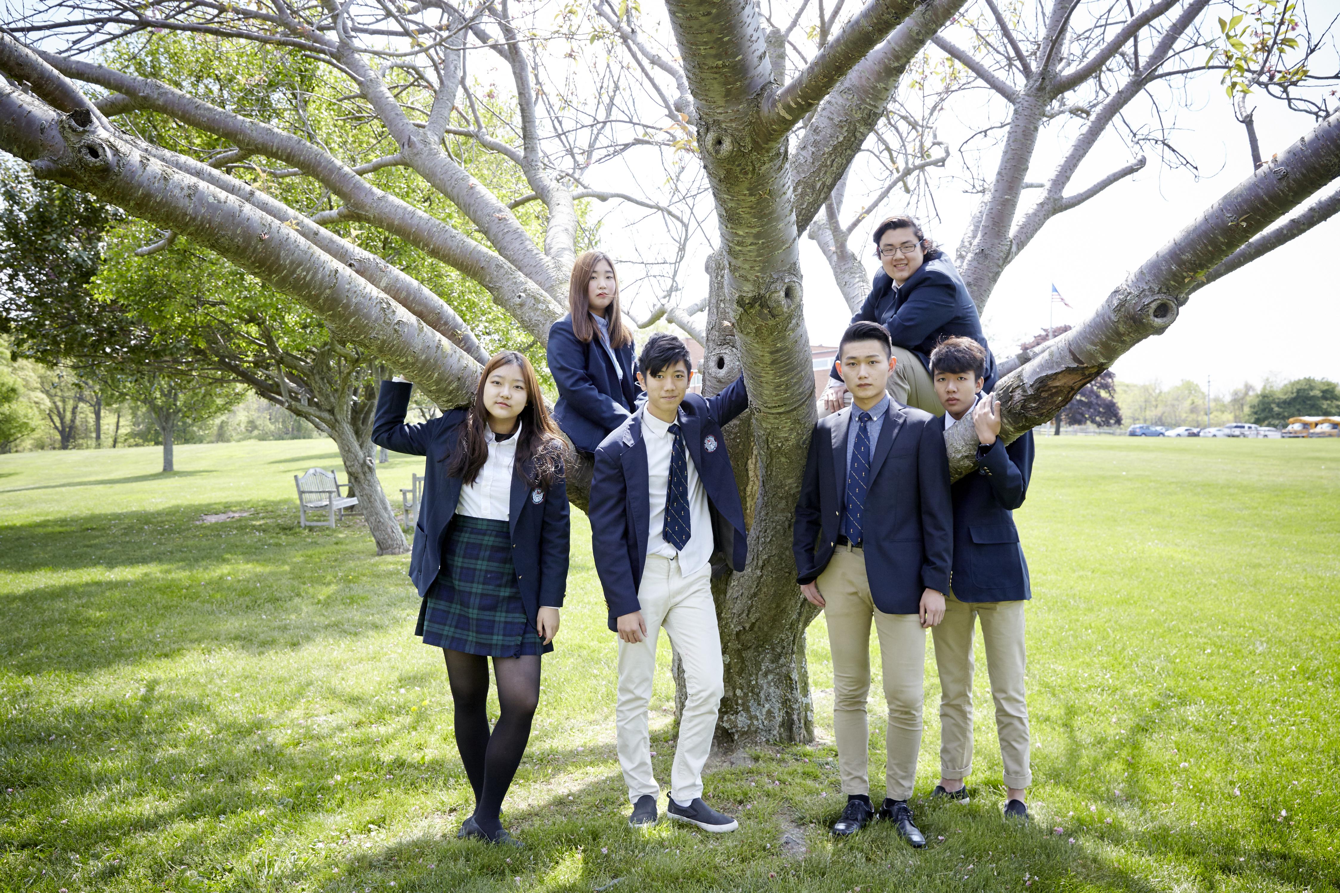 Image of International Students