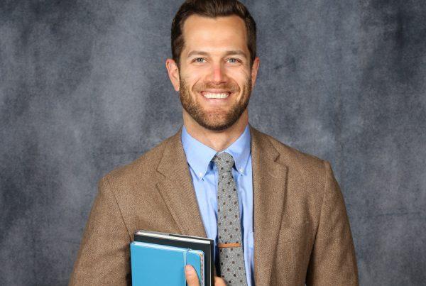 Image of Arts Teacher Andrew Wagner