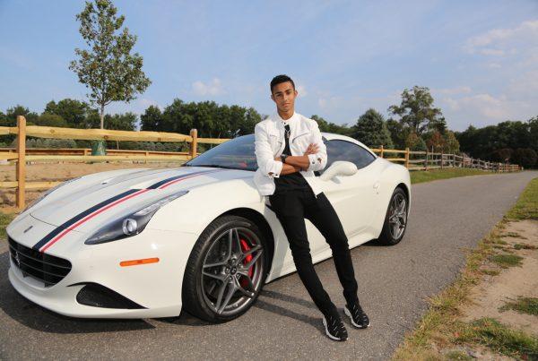 Image of Knox Senior Brandon Persaud