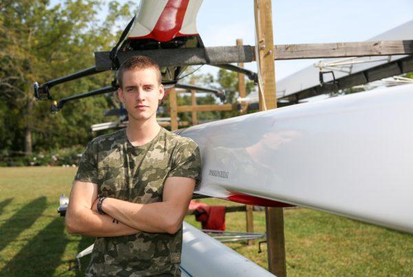 Student Mateja Markovic