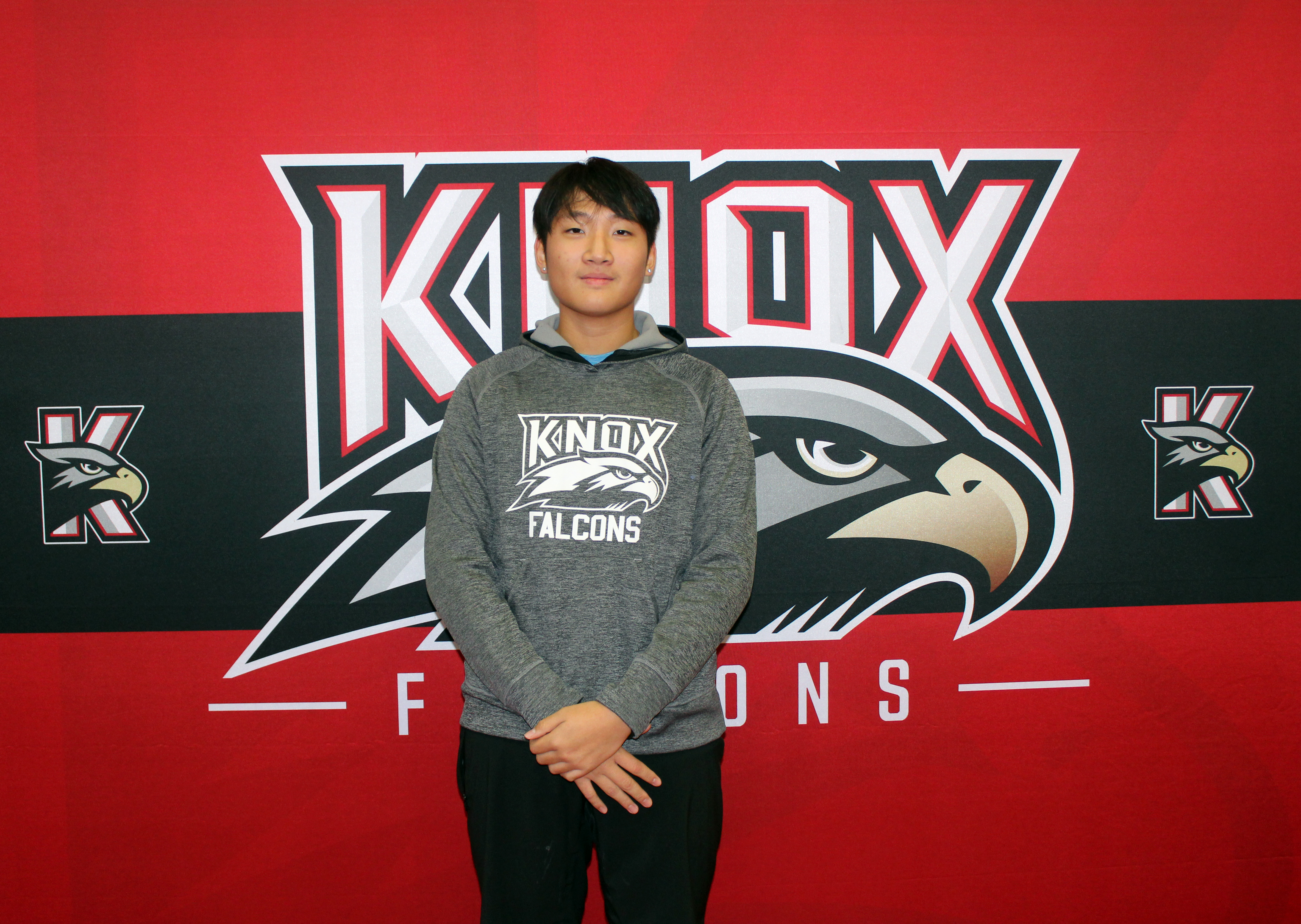 Image of Knox Athlete Alex You